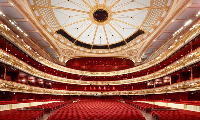 The Royal Opera House has struggled under coronavirus lockdown