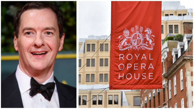 Former chancellor George Osborne misses out on Royal Opera House top job
