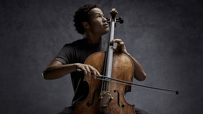 Cellist Sheku Kanneh-Mason perform Saint-Saëns at the CBSO's 100th birthday online concert