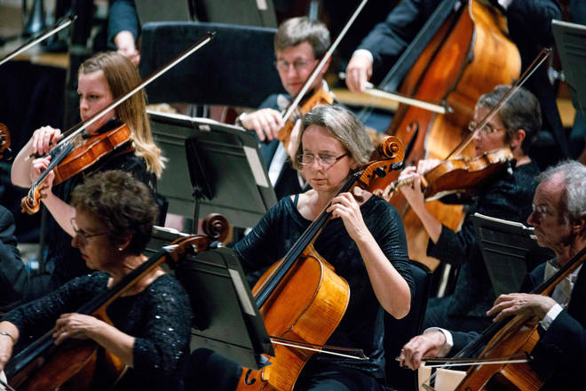 Musicians of the London Symphony Orchestra are not paid on a salary