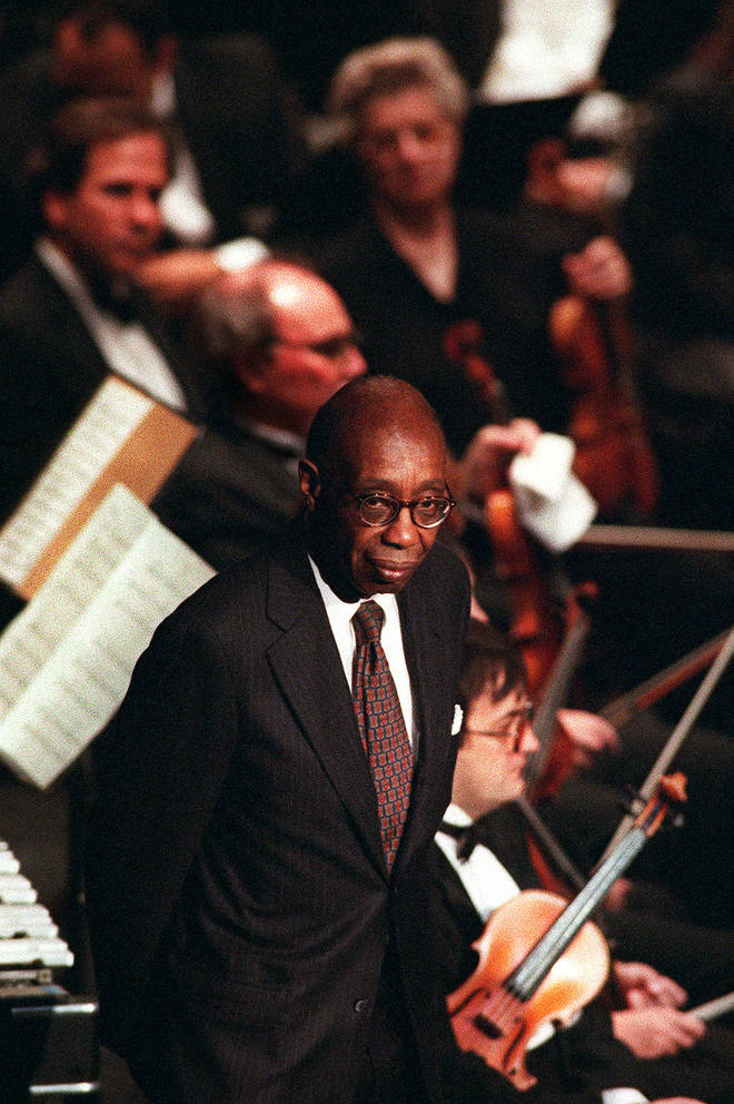 George Walker was the first Black composer to win the Pulitzer Prize for Music