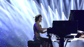 Pianist Khatia Buniatishvili relaxing piano pieces music