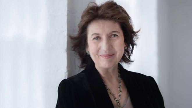 Pianist Imogen Cooper awarded the Queen's Medal for Music 2019