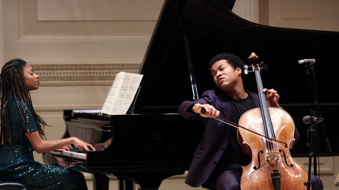 Sheku Kanneh-Mason And Isata Kanneh-Mason Perfor at Carnegie Hall's Weil Recital Hall
