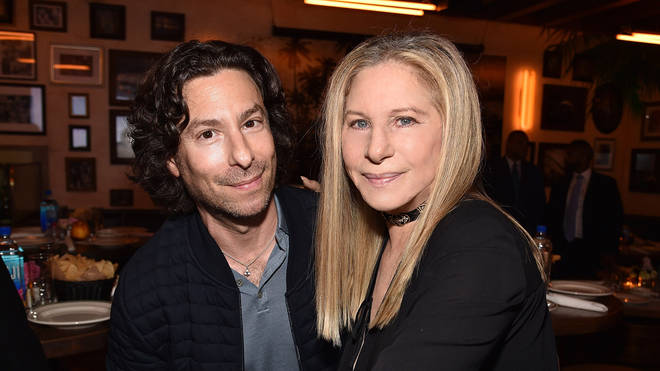Jason Gould at Barbra Streisand's 75th Birthday