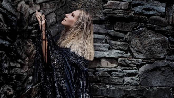 Barbra Streisand's new album, 'Walls'