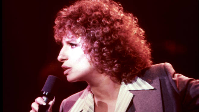 Barbra Streisand in A Star Is Born (1976)