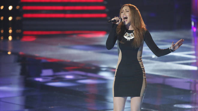 Loren Allred on The Voice US