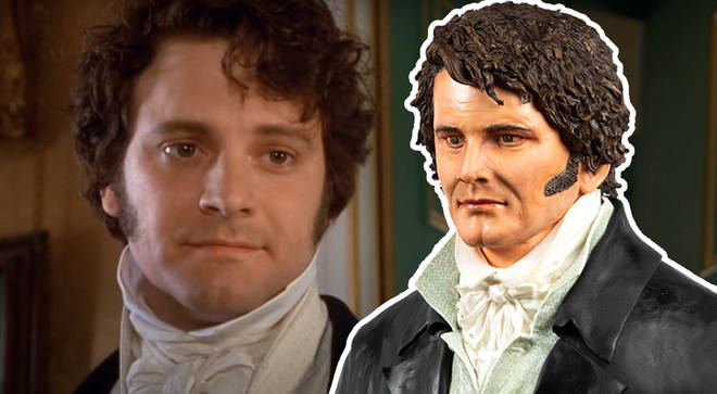 Life-size Mr Darcy cake baked to celebrate Pride and Prejudice 1995 TV adaptation 25th anniversary