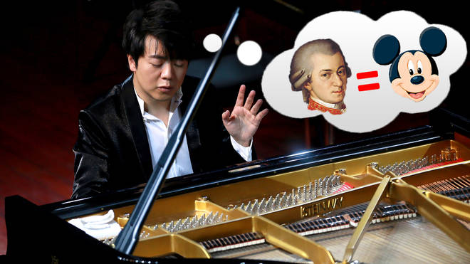 Lang Lang: 'Bach is a Transformer, Mozart is Mickey Mouse!'