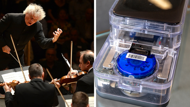 LSO partners with coronavirus rapid test provider to 'get world class orchestra back where it belongs'