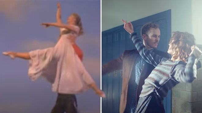 'Oklahoma!' dream ballet scene and 'I'm Thinking of Ending Things' ballet scene