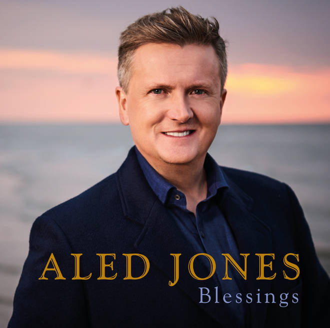 Aled Jones' new album Blessings will be released in November this year