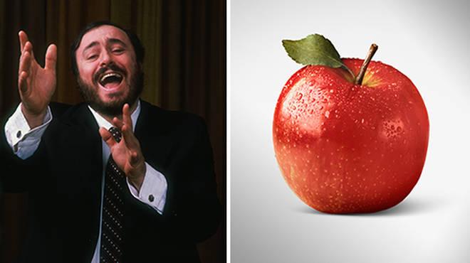 Opera or apple?