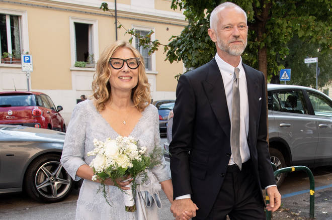 Nicoletta Mantovani and Alberto Tinarelli married in Bologna