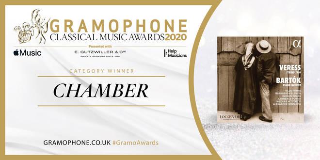 Gramophone Awards 2020 Chamber Category Winner