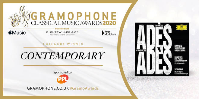 Gramophone Awards 2020 Contemporary Category Winner