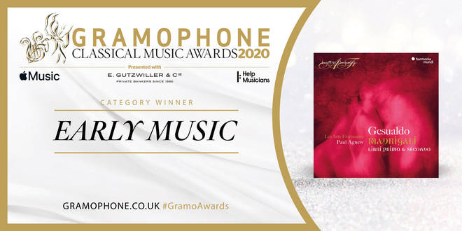 Gramophone Awards 2020 Early Music Category Winner