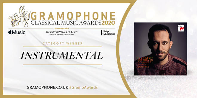 Gramophone Awards 2020 Instrumental Category Winner
