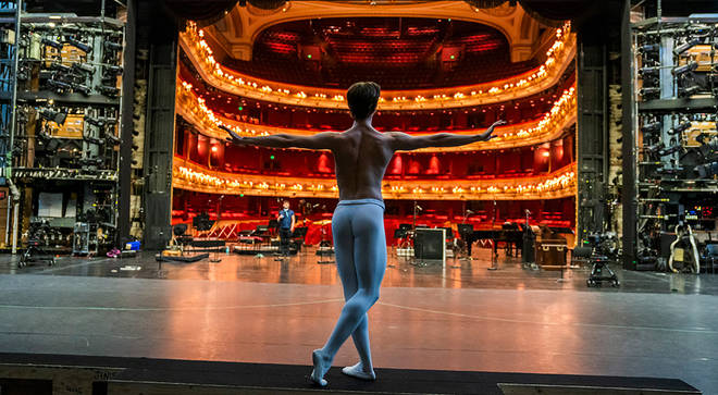 The celebration performance will be at the Royal Opera House