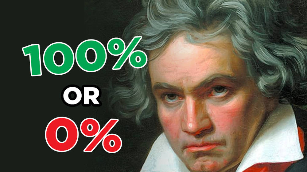 QUIZ: What percent Beethoven are you?