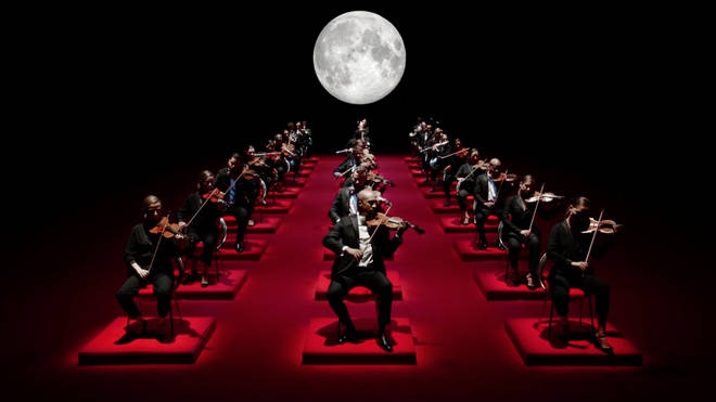 This beautiful video shows the reality of socially-distanced orchestras