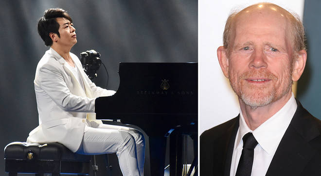 Ron Howard to direct biopic about star pianist Lang Lang
