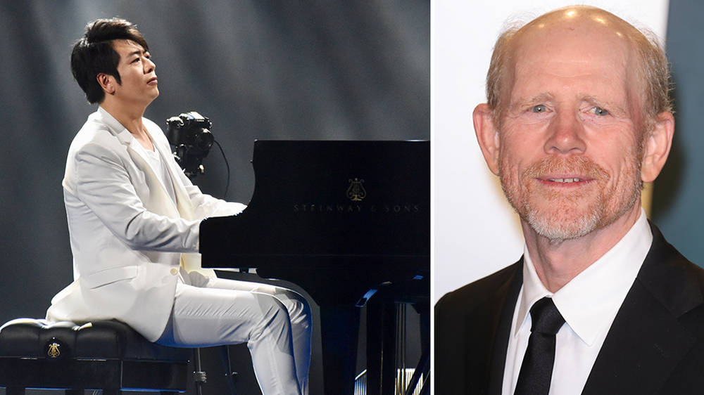 Criticism over Ron Howard directing biopic of star Chinese pianist Lang Lang