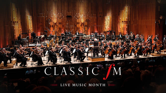 October is Live Music Month on Classic FM