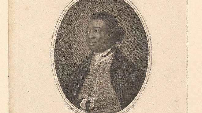 Ignatius Sancho, the first person of African descent to vote in a British general election