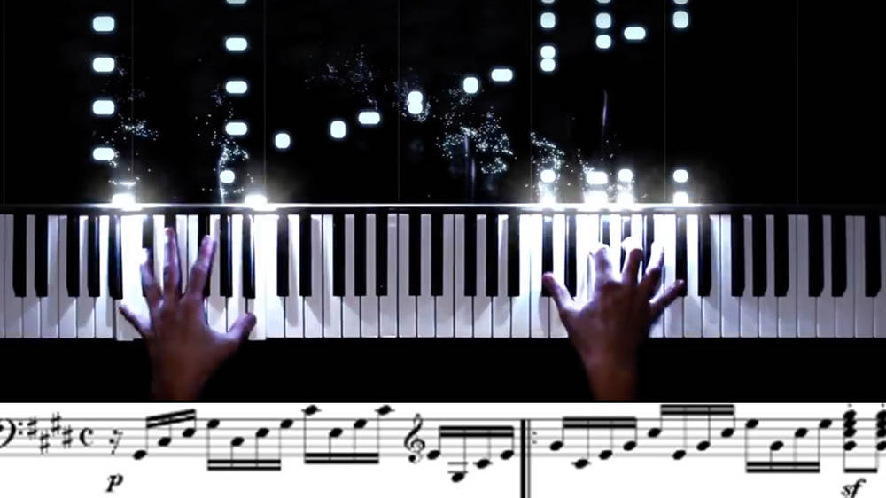 656e41d7f38 This visualisation of Beethoven s Moonlight Sonata is REALLY intense -  Classic FM
