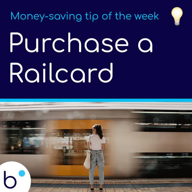 Buy a Railcard