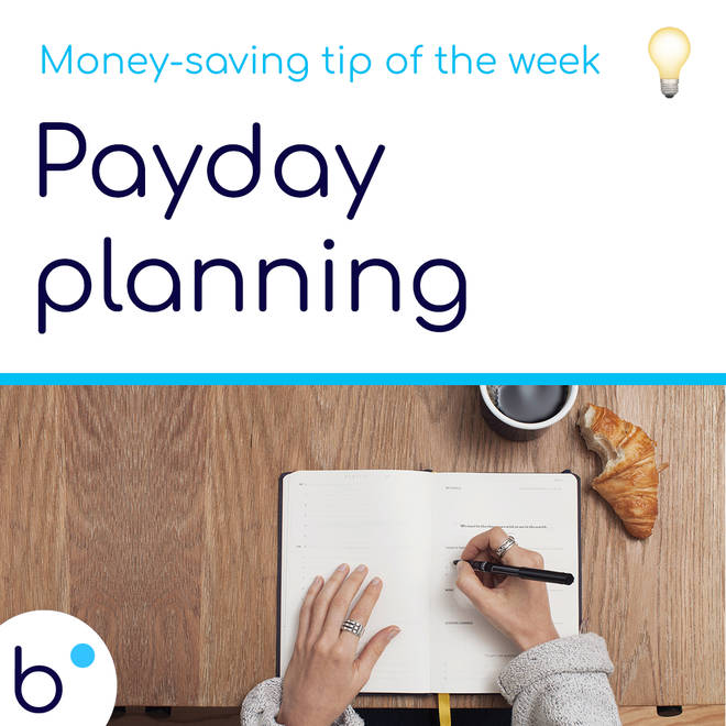 Payday planning