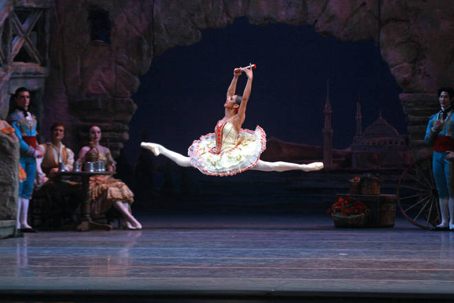 Misty Copeland has been outspoken on issues of race in ballet