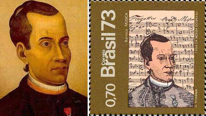 Brazilian classical composer José Maurício Nunes Garcia