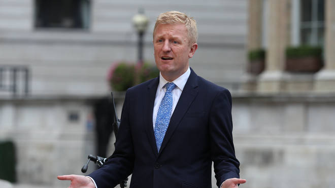 Culture Secretary Oliver Dowden: Artists should 'hang on in there for as long as they can'