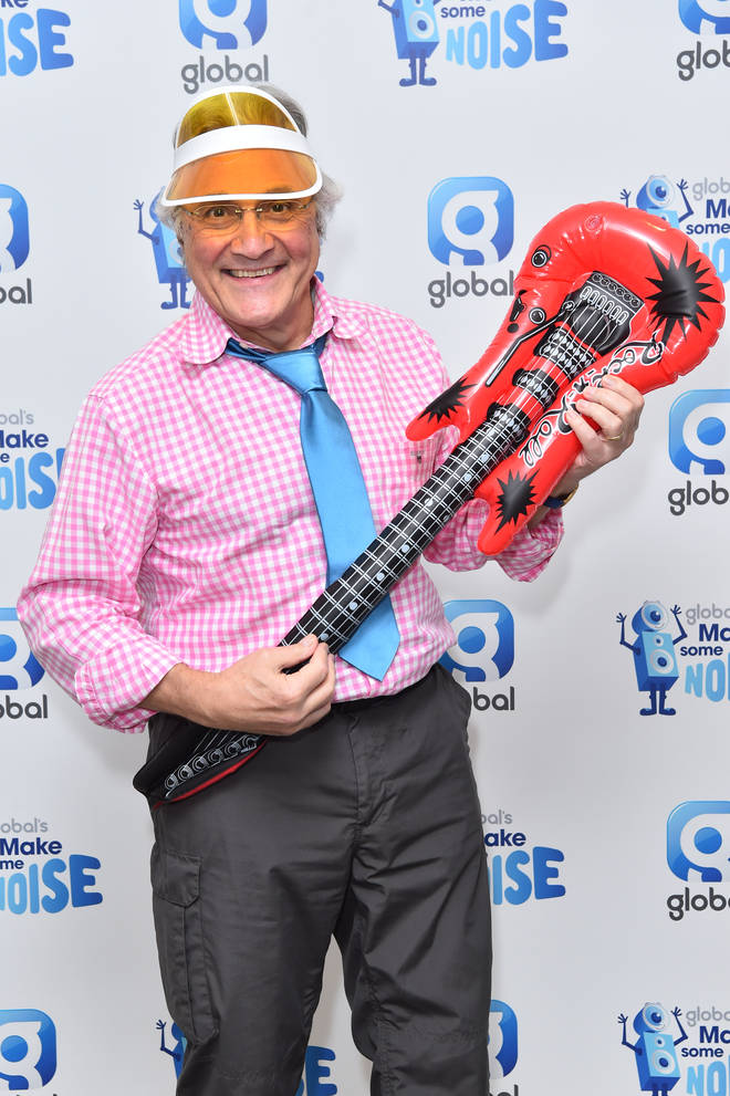 John Suchet on Make Some Noise Day