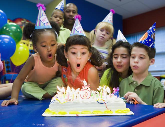 Some schoolchildren told not to bring in birthday cake