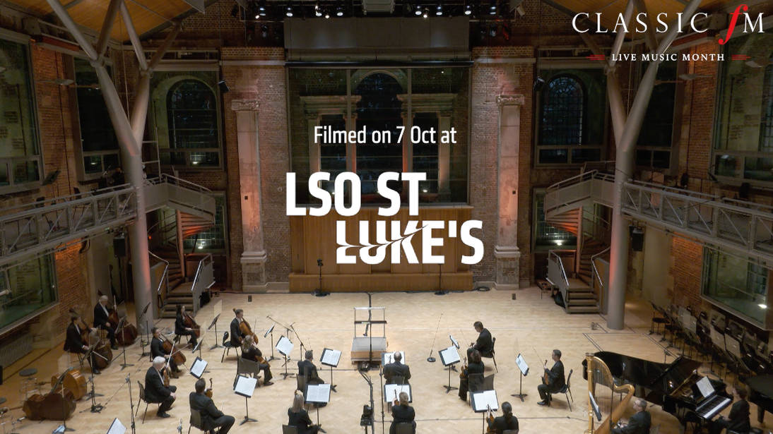 Watch a sensational concert from London Symphony Orchestra for Live Music Month