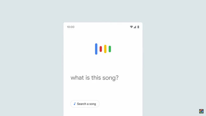 Hum to search - a new Google tool