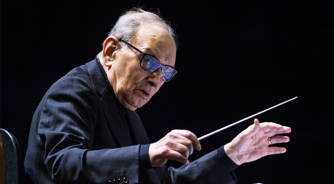 Unreleased music from Ennio Morricone will feature on posthumous album