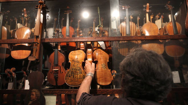 How these violins endured atrocities to tell the vital story of the Holocaust