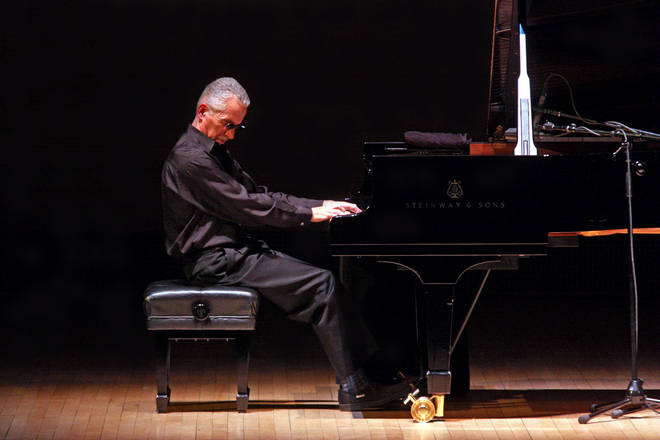 Keith Jarrett plays at New York's Carnegie Hall in 2015