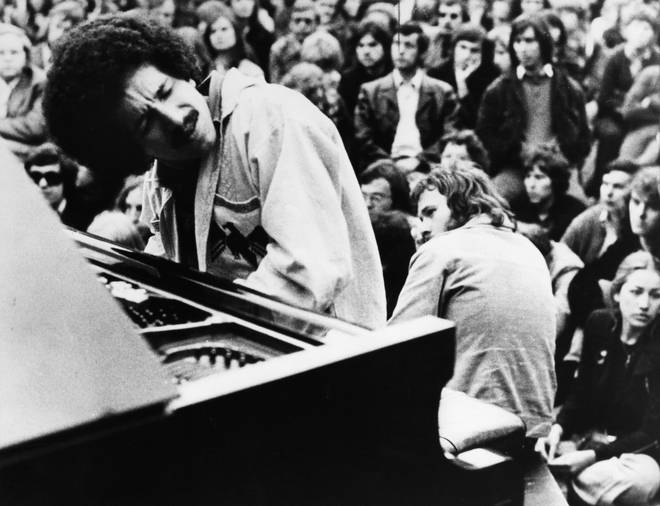Keith Jarrett in 1970s, when his solo concerts gained a mass appeal