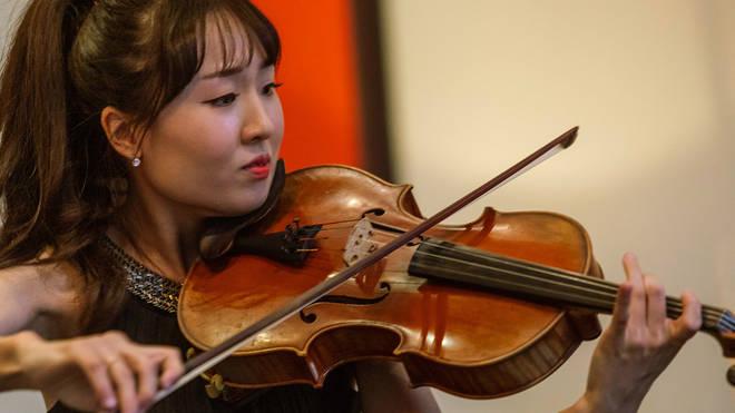 Violist Julie Park wins the Sir Karl Jenkins Classical Award 2020