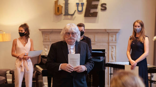 """Sir Karl Jenkins: This year we have all seen the impact of the global pandemic on creative industries and now more than ever, we are pleased to provide a platform and shine a light on young talent."""""""