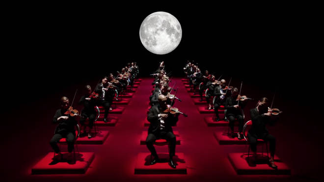 Classical music inspired by the moon