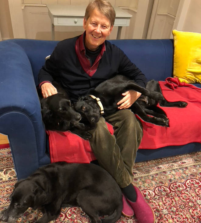 Classic FM's Pet Sounds is presented by animal lover Bill Turnbull.