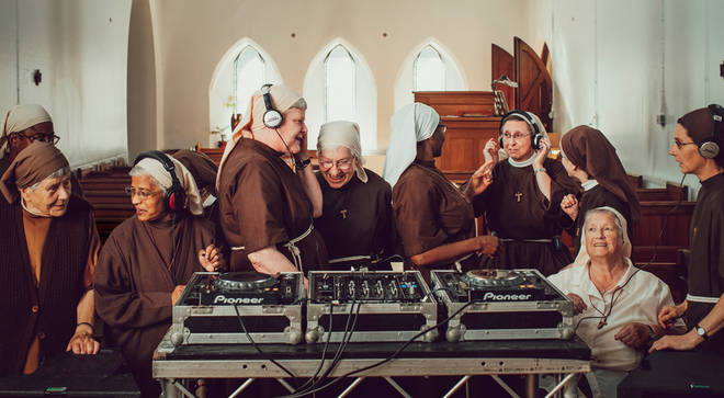'Light For The World' was released by The Poor Clares of Arundel, a convent based in Sussex