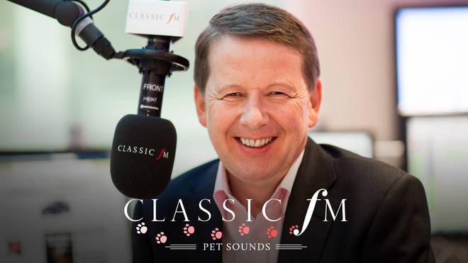 Join us as Classic FM's Pet Sounds returns to calm pets